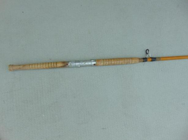 Fishing Adventures 8 Feet  Vintage Fishing Rod RARE