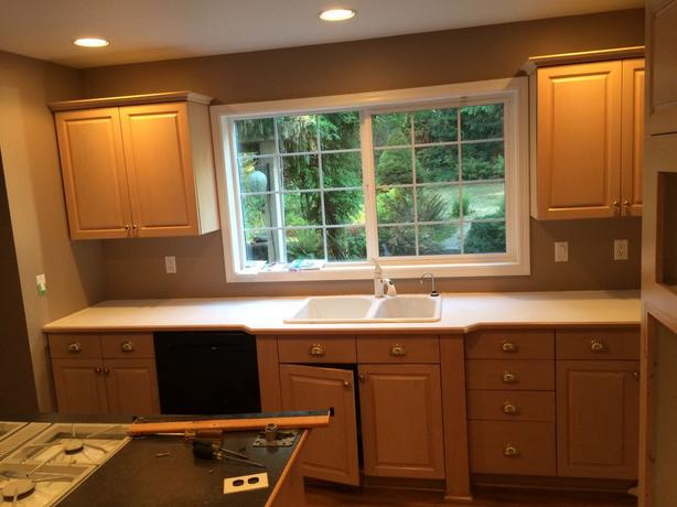 Quality Kitchen Cabinets Used Central Saanich Victoria