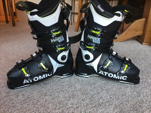 best website a5f45 74d80  Log In needed $240 · Atomic Hawx Ultra 100 ski boots