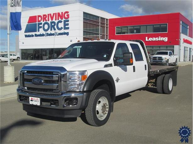 2015 Ford F-550 Super Duty DRW XLT