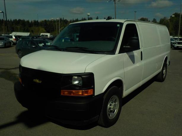 2017 Chevrolet Express 2500 Cargo Van Extended