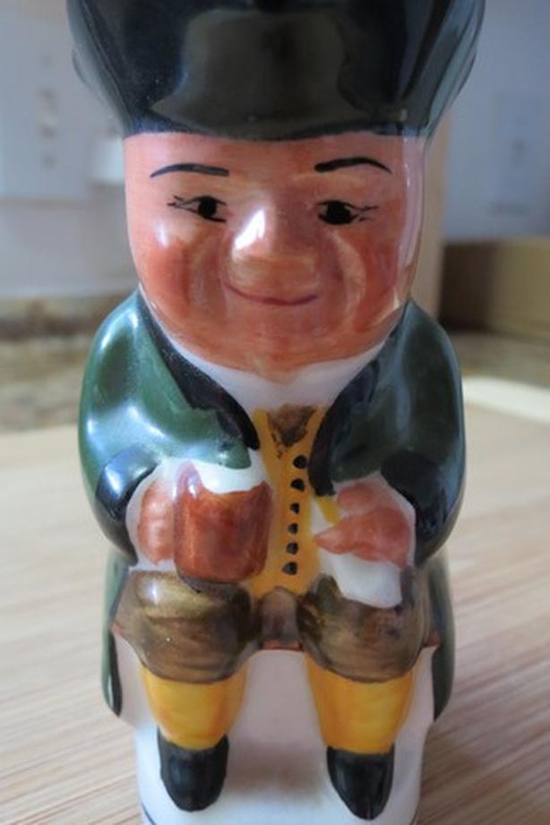 Vintage Wood & Sons, England, Miniature Toby Mug