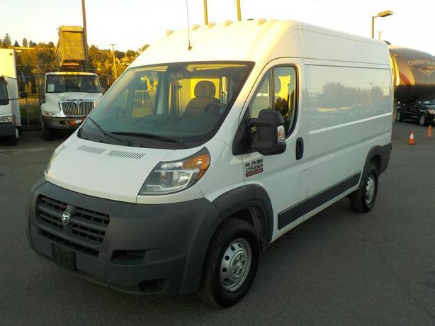 2014 RAM 2500 Promaster Cargo Van High Roof 136 inch wheelbase