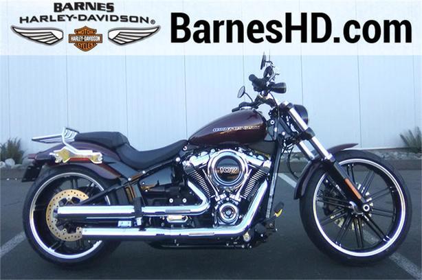 2018 Harley-Davidson® FXBR - Softail® Breakout®