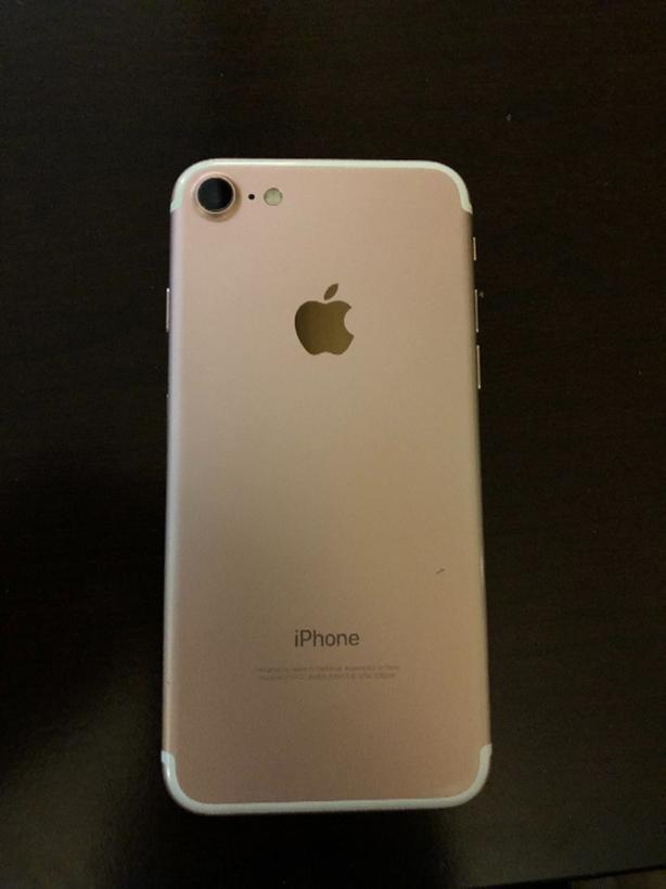 Apple IPhone 7 128gb Rose Gold unlocked
