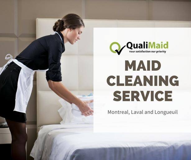 Montreal cleaning services Menage Total