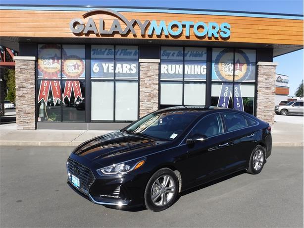 2018 Hyundai Sonata GLS- Back Up Cam, Blind Spot Detection