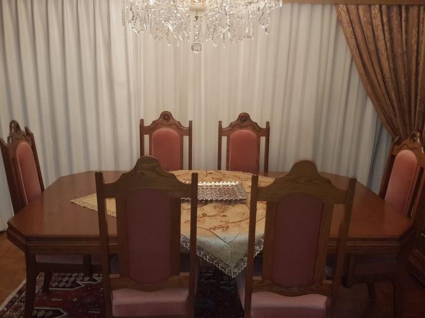 Dining room wood, full set