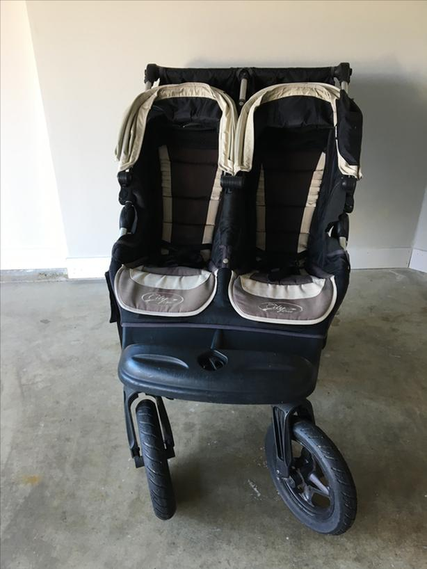 Log In Needed 200 Baby Jogger City Elite Double Stroller