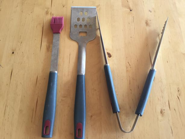 3pc BBQ Tools Set