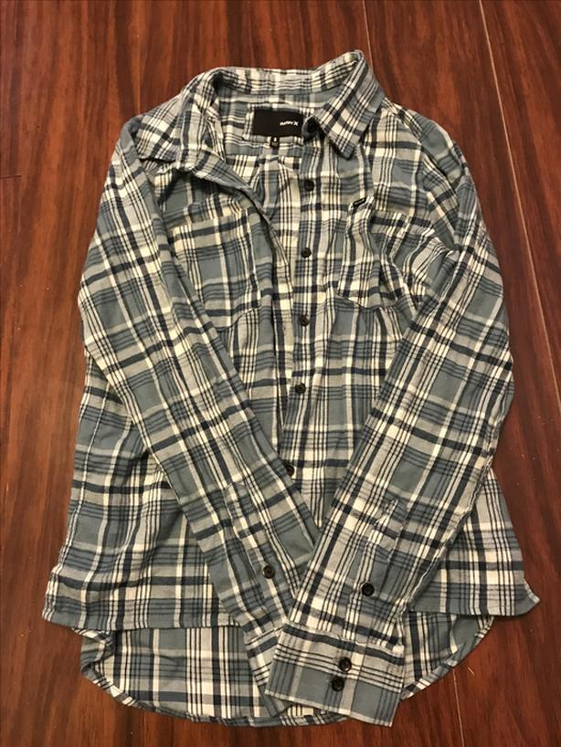 9bcf252287 HURLEY flannel
