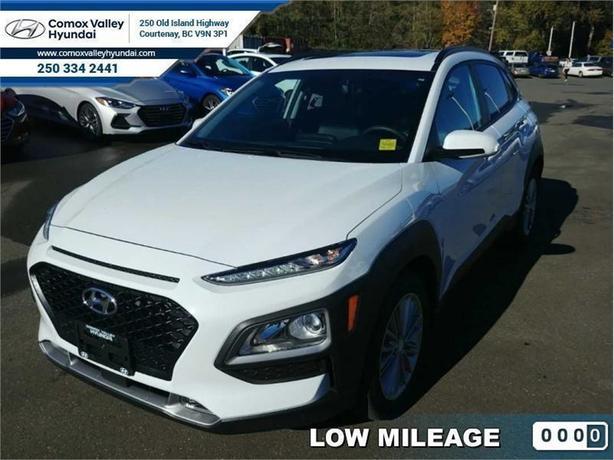 2018 Hyundai KONA Luxury AWD