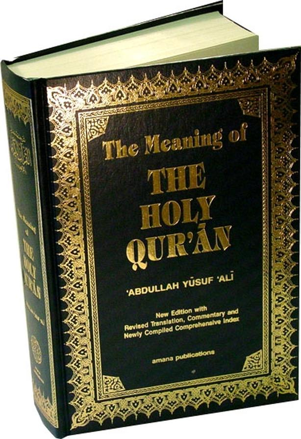 The holy Qur'an English Translation Free