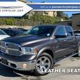 2017 Ram 1500 Laramie  -Nav -Leather -Air suspension