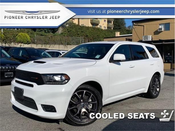 2018 Dodge Durango R/T  - Navigation -  Leather Seats