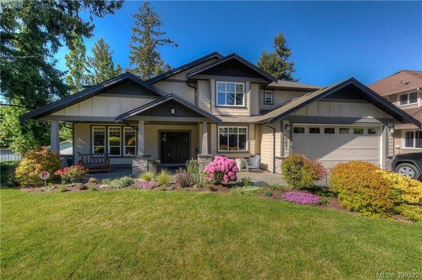 Gorgeous Executive family home in highly desirable Cordova Bay, Victoria