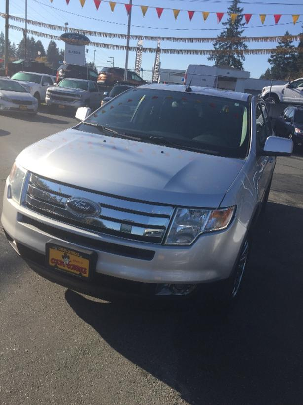 Ford Edge Ltd Awd Bc Only No Accidents Power Liftgate Mem