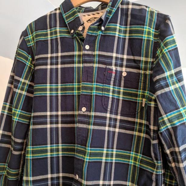 Vans Button up shirt