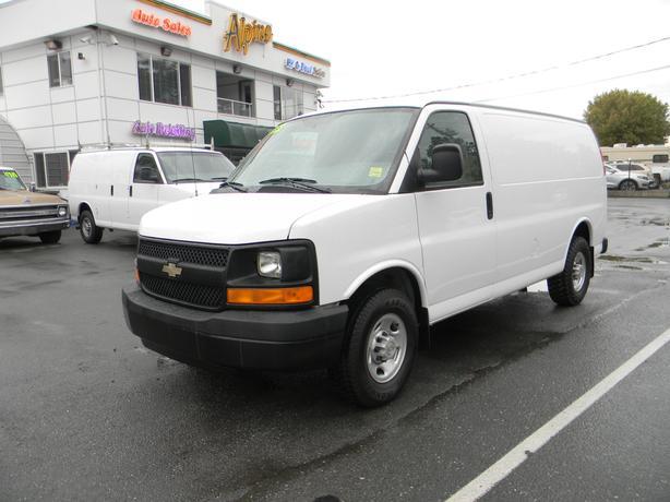 2007 Chevrolet 2500 Cargo Van