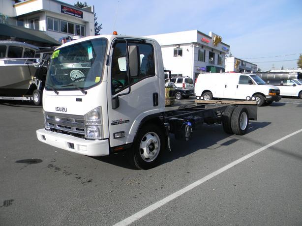 2015 Isuzu NPR-ND Cab & Chassis