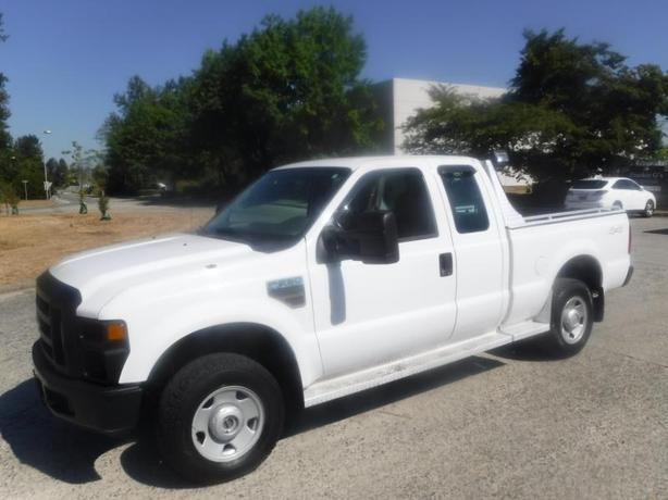 2008 Ford F-250 SD XL SuperCab 6.5 ft. Box 4WD