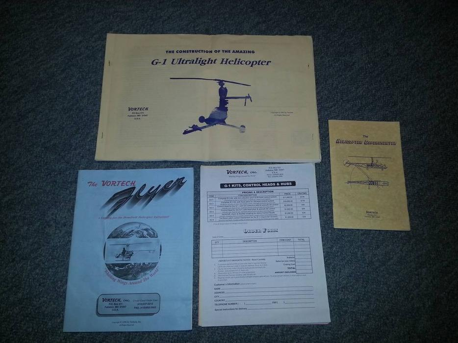 $35 · Helicopter plans