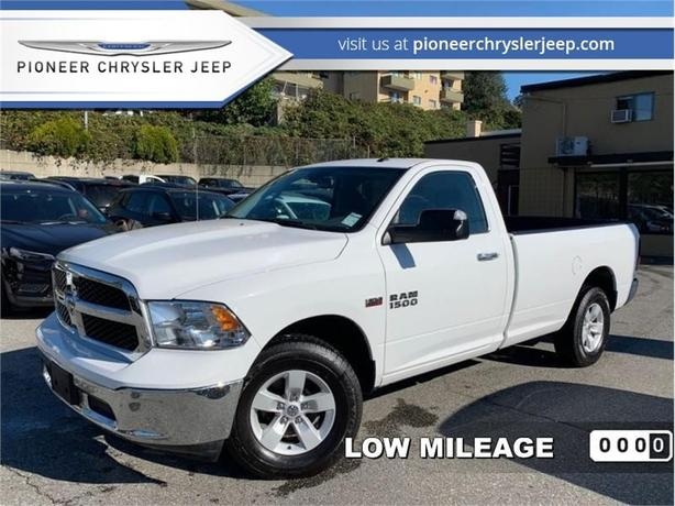 2016 Ram 1500 SLT  -Box Liner -Regular Cab -SiriusXM