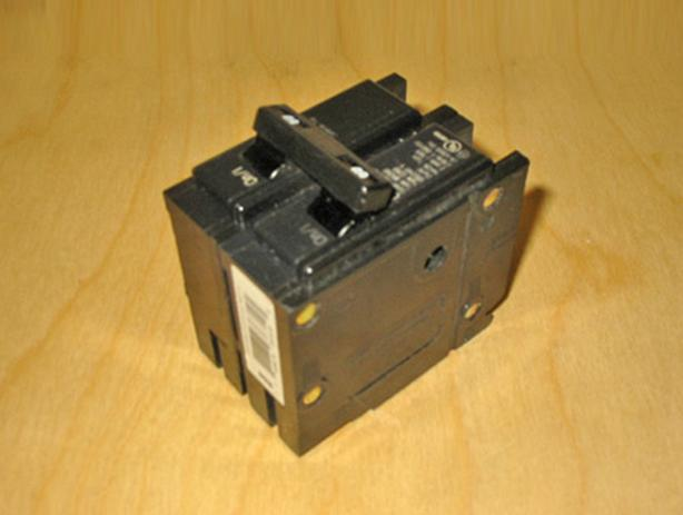 CUTLER-HAMMER 'Type BR' 60 Amp, 2 Pole, 240 Volt Circuit Breaker ~ New!