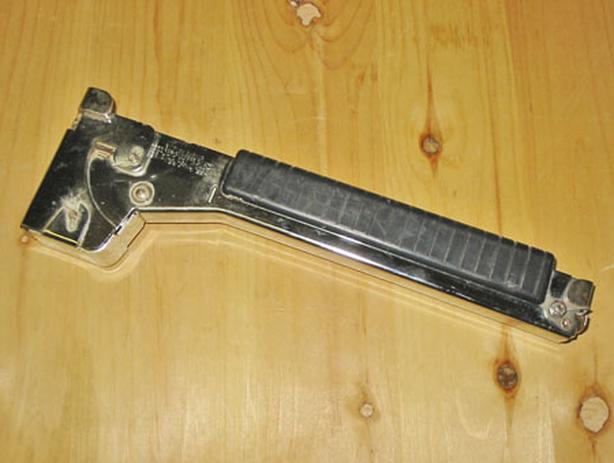 ARROW HT-50A Heavy Duty Steel Power Grip Hammer Tacker ~ New!