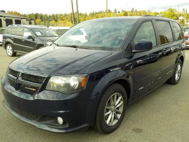 2014 Dodge Grand Caravan RT 7 Passenger