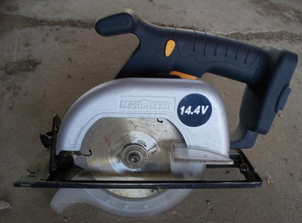 Mastercraft Cordless Circular Saw