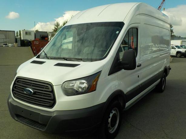 2017 Ford Transit 250 Van High Roof Cargo Van 148-in. WB