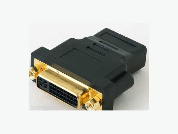New HDMI/F DVI/F V1.3 Adapter
