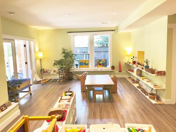 Naturally Montessori - Montessori preschool in home setting