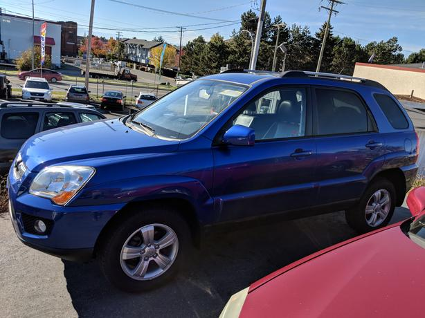 "2010 Kia Sportage EX 4WD ""Loaded"""
