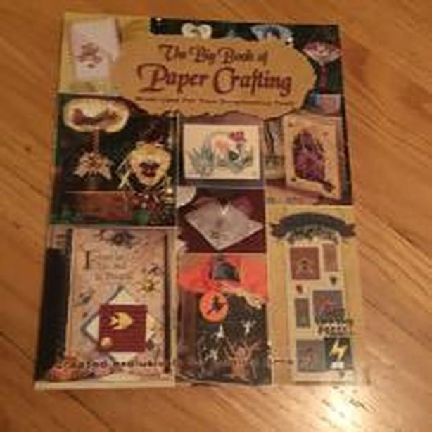 PAPER CRAFTING BOOK