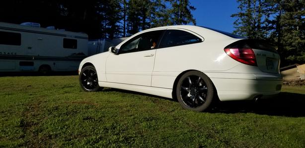 c28504283f4 2003 Mercedes Benz CLK230