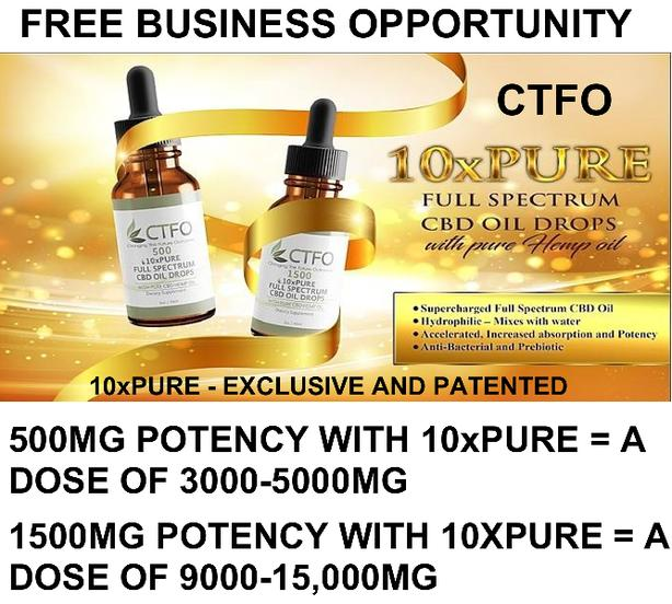 CDB- NOW LEGAL IN CANADA- CASH IN  JOIN THE BILLION DOLLAR INDUSTRY