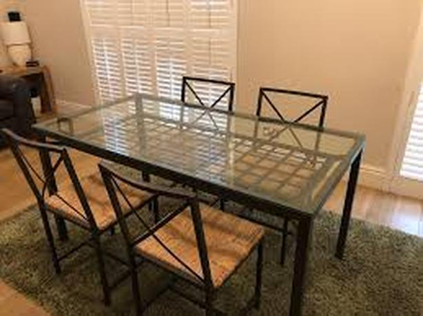 Ikea Granas Table and 4 Chairs