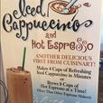 New Cuisinart Cappuccino & Espresso Maker