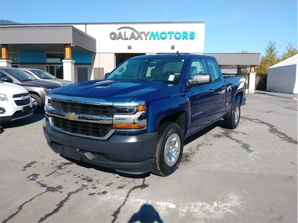 2016 Chevrolet Silverado 1500 LS - Double Cab 4.3L V6 Regular Box RWD