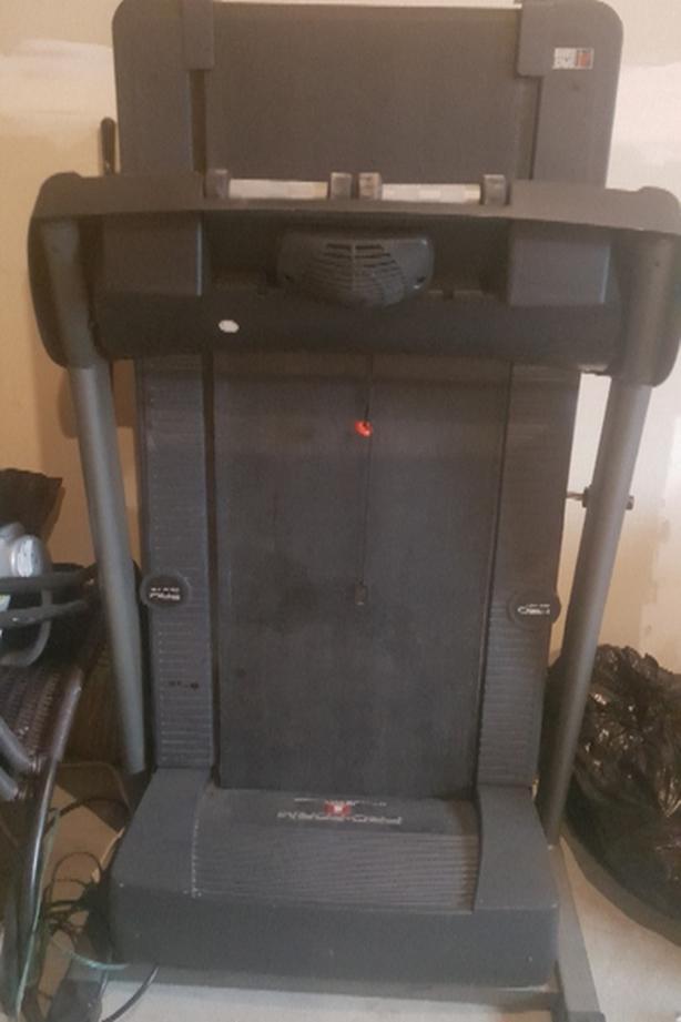 Pro form 660 Crosstrainer Treadmill