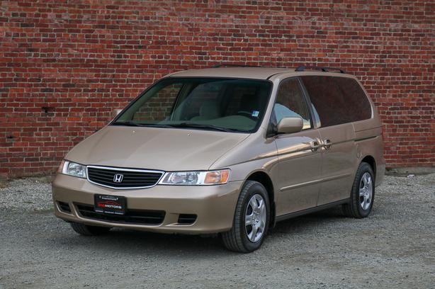 9a6cd55d03 2000 Honda Odyssey EX 7-Passenger - ON SALE! - LOCAL BC VAN ...