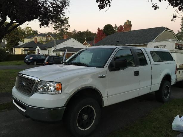 rebuilt ford f150