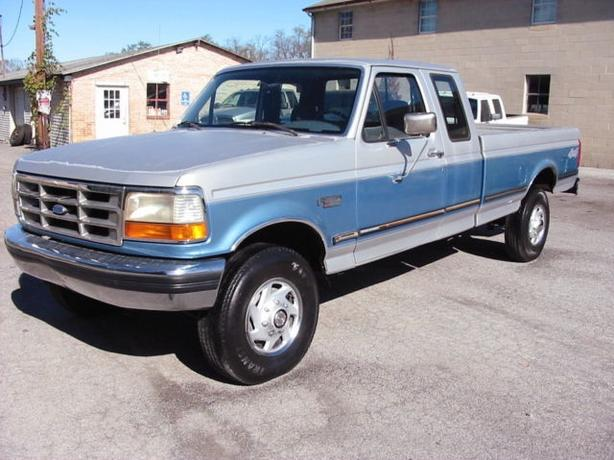 93 ford f250 diesel pickup