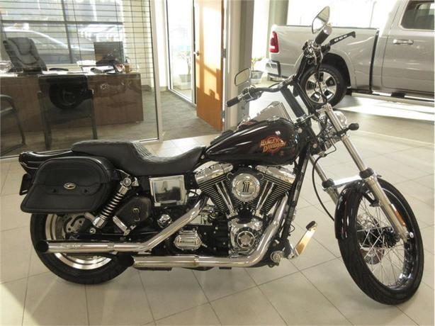2000 Harley-Davidson® FXDWG
