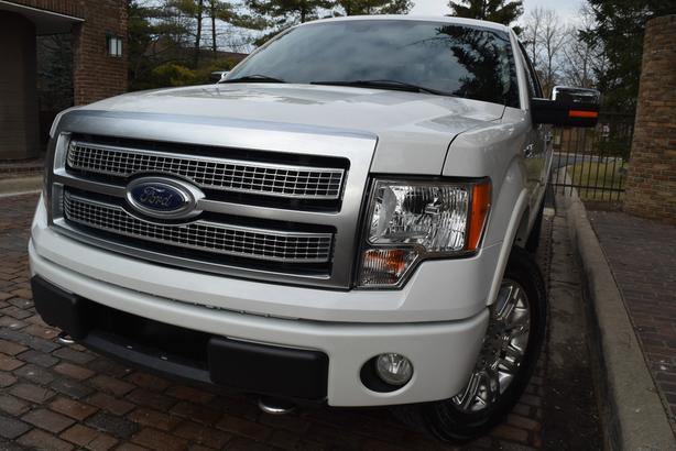 2010 Ford F-150 Platinum 4WD