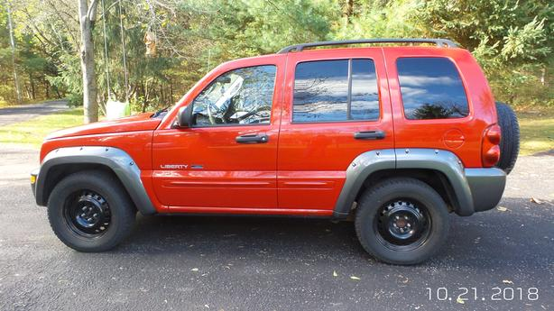Jeep Liberty, Rocky Mountain Edition  2003