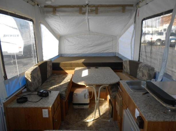 Minty/Well loved 2010 Jayco 1007