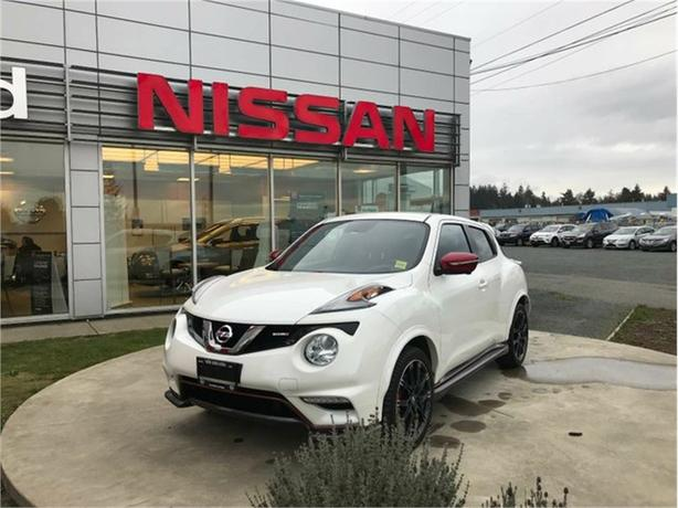Nissan Campbell River >> 2016 Nissan Juke Nismo Campbell River Comox Valley Mobile